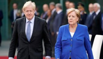 """بريطانيا وألمانيا تدعوان إلى """"رد جماعي"""" على الهجمات ضد منشآت نفط سعودية"""