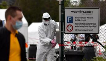 كورونا .. ألمانيا تسجل 800 حالة شفاء و289 إصابة و10 وفيات جديدة