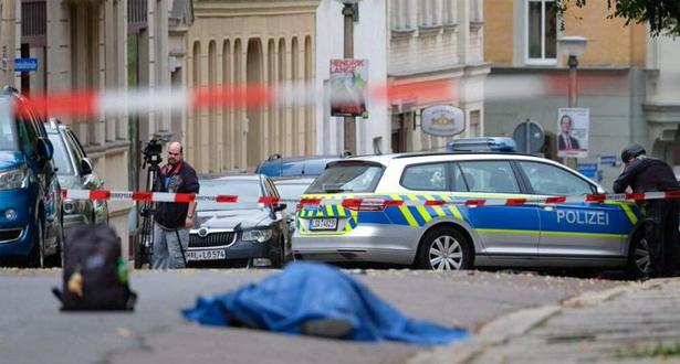 الشرطة الألمانية تعلن القبض على شخص يشتبه بارتكابه اعتداء هاله