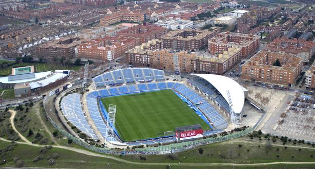 """عين على ملعب """"كوليسيوم ألفونسو بيري"""" معقل فريق خيتافي الإسباني"""