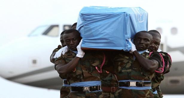 جنازة وطنية للراحل كوفي عنان في غانا