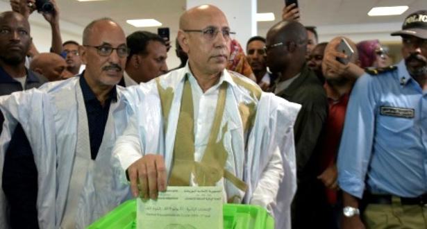 موريتانيا.. محمد غزواني يتصدر النتائج المؤقتة للانتخابات الرئاسية