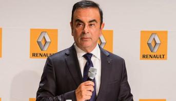 """مجموعة """"رونو"""" الفرنسية تبقي كارلوس غصن رئيسا لمجلس إدارتها"""