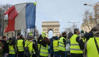 France: les «Gilets jaunes» dans la rue pour le cinquième samedi consécutif