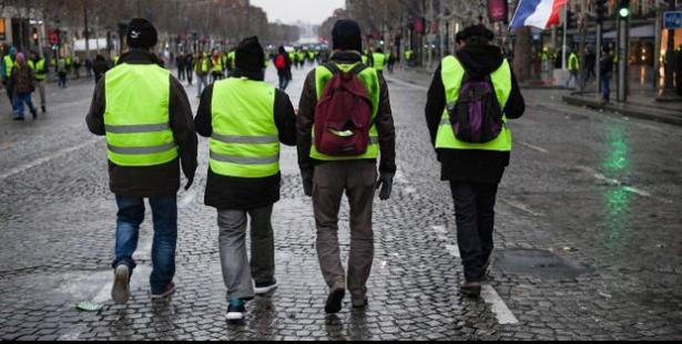 """""""Gilets jaunes"""" : baisse de la mobilisation"""