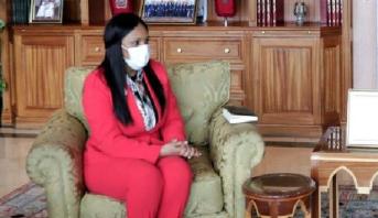 وزيرة خارجية غينيا بيساو: نحن منسجمون غاية الانسجام في سياستنا الخارجية مع المغرب