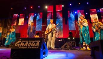 افتتاح الدورة الـ 22 لمهرجان كناوة وموسيقى العالم بالصويرة