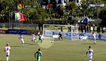 Éliminatoires CAN-2019 (Gr.B/4è journée.): Match nul du Maroc face aux Comores (2-2)