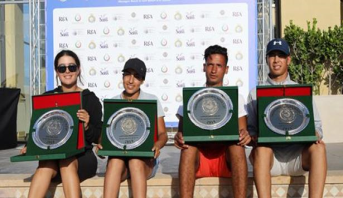 Championnats du Maroc de golf: Victoire de Salwa Bakri et de de Christopher Houck