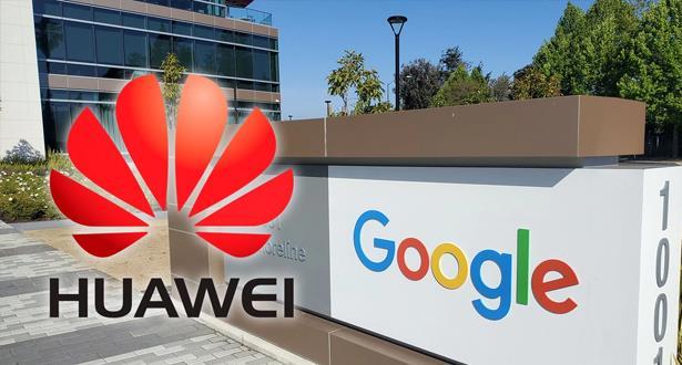 Google annonce la suspension de ses liens avec Huawei