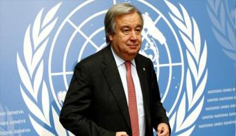 غوتيريش يدعو قادة العالم إلى تنبي خطة تلقيح عالمية عادلة ضد كوفيد-19