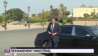Le Roi Mohammed VI nomme le gouvernement dans sa nouvelle mouture