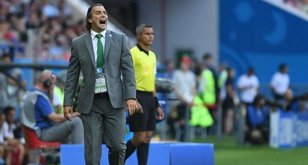 إقالة خوان بيتزي من تدريب المنتخب السعودي