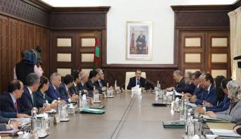 مجلس الحكومة يصادق على مشروع مرسوم يتعلق بإحداث اللجنة الوطنية للتغييرات المناخية