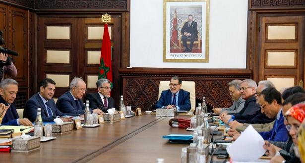 بطاقة التعريف الإلكترونية وتسليم المجرمين بين المغرب وأوكرانيا على طاولة العثماني