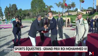 Sports équestres: Grand Prix du Roi Mohammed VI