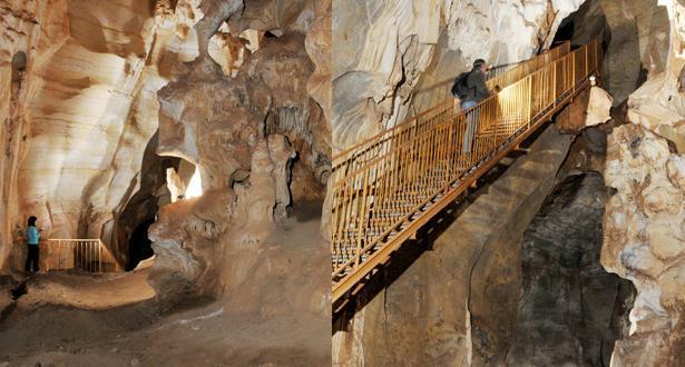 اكتشاف أقدم نقوش صخرية بشمال إفريقيا تعود للعصر الحجري الأعلى بمغارة الجمل بإقليم بركان