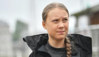 الناشطة السويدية من أجل المناخ غريتا تونبرغ ترفض قبول جائزة بيئية