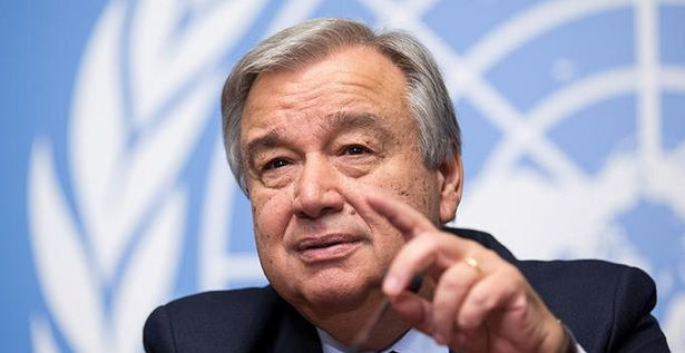 Cameroun: Guterres salue le lancement d'un processus de dialogue national