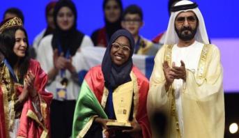 هديل أنور .. قصة طموح فتاة سودانية توجت على منصة تحدي القراءة العربي