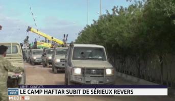 Libye: le camp Haftar subit de sérieux revers