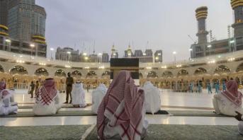 السعودية .. مناسك الحج تنطلق في ظل إجراءات غير مسبوقة بسبب فيروس كورونا المستجد