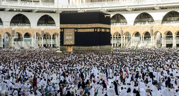 Arabie saoudite : 60.000 Saoudiens et résidents autorisés à effectuer les rites du Hajj