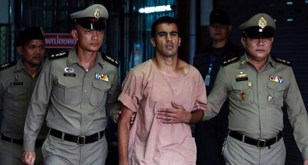رسميا .. تايلاند تعلن سحب البحرين طلب تسلم اللاعب السابق حكيم العريبي