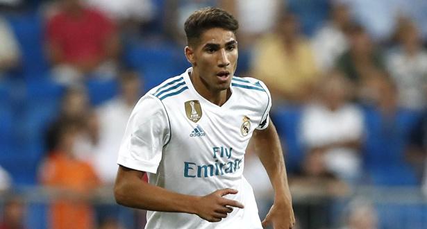 Hakimi dans le top 50 des meilleurs footballeurs du monde de moins de 20 ans
