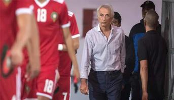 """فيديو .. تصريح """"صادم"""" لخليلوزيتش بعد مباراة النيجر"""