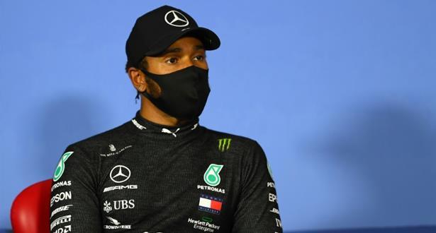 فورمولا 1 .. البريطاني هاميلتون يتوج بجائزة إسبانيا الكبرى