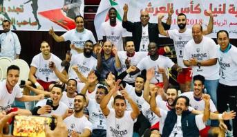 كأس العرش لكرة اليد 2018-2019 : وداد السمارة (ذكورا) والاتحاد الرياضي النواصر (إناثا) يتوجان باللقب