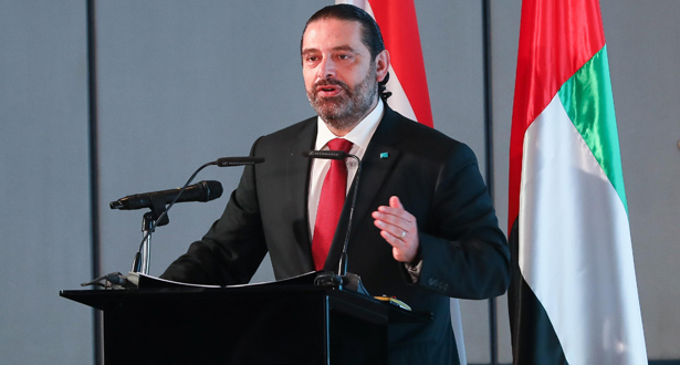 الرئيس اللبناني يكلف سعد الحريري بتشكيل حكومة جديدة