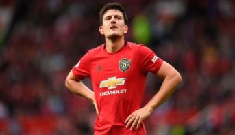Angleterre: Maguire ne jouera pas les deux prochains matches de l'Angleterre