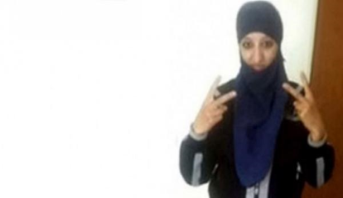 المرأة التي قتلت بمداهمة باريس لم تكن ترتدي حزاما ناسفا