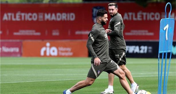 دوري أبطال أوروبا.. أتلتيكو مدريد يستعيد خدمات لاعبه إريرا