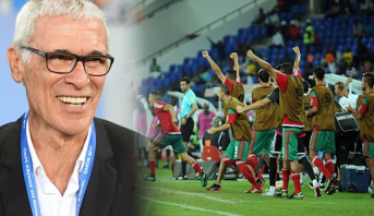 """مدرب المنتخب المصري يعد بـ""""القتال"""" في مباراته ضد المنتخب المغربي"""