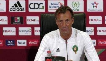 Match amical Maroc-Argentine: Le plus logique est que cette rencontre soit terminée sur 0-0 (H. Renard)