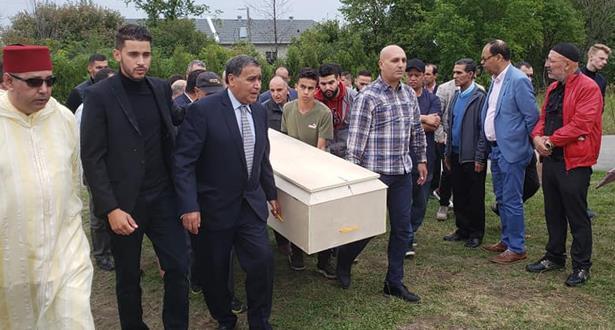 مونتريال .. تشييع جثمان الربانة المغربية التي قضت في حادث تحطم طائرتها