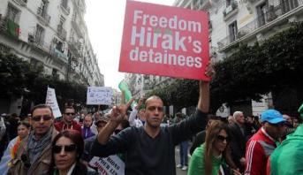 """أحزاب سياسية : الاعتقالات المتعددة لنشطاء في الجزائر تهدف إلى خلق """"مناخ من الرعب"""""""