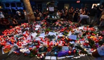 Attentats en Catalogne : deux ans après, Barcelone rend hommage aux victimes