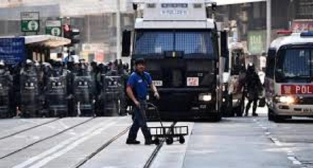 ذكرى تأسيس الصين الشعبية .. هونغ كونغ تعزز التدابير الأمنية