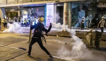 عشرات المتظاهرين يمثلون أمام القضاء في هونغ كونغ