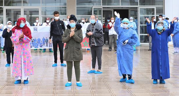 فيروس كورونا: تسجيل 398 حالة شفاء جديدة بالمغرب