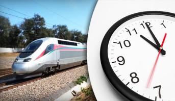 """مواعيد انطلاق رحلات القطار فائق السرعة """"البراق"""""""