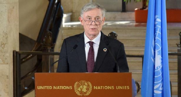 """Sahara marocain: démission de l'envoyé personnel du Secrétaire général de l'ONU, Horst Köhler, pour des """"raisons de santé"""""""