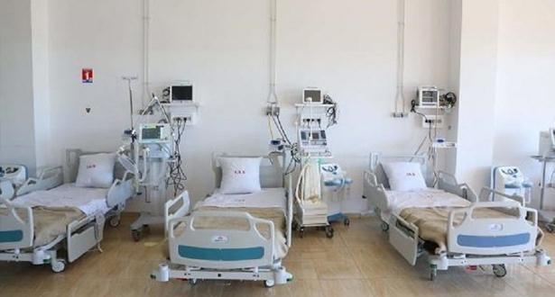 افتتاح المستشفى الميداني ببني ملال لعلاج مرضى كوفيد-19