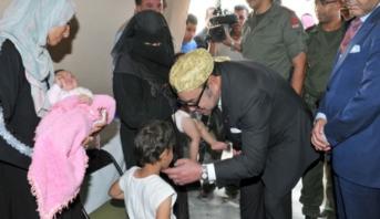 المستشفيات الميدانية المغربية.. تجربة رائدة في العمل الإنساني
