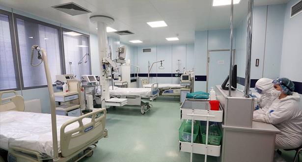 بريطانيا تسجل أدنى معدل مكوث داخل المستشفيات جراء الإصابة بكورونا