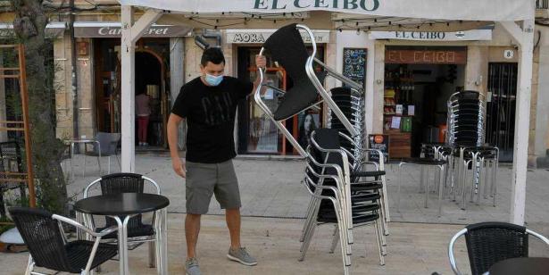 Espagne/Covid-19 : Fermeture de près de 40.000 établissements d'hôtellerie